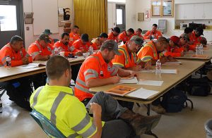 Tips on getting ready to appear in a certified safety training course