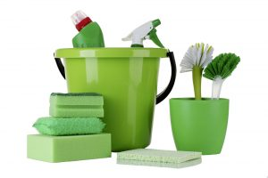 Utilizing House Cleaning Supplies: