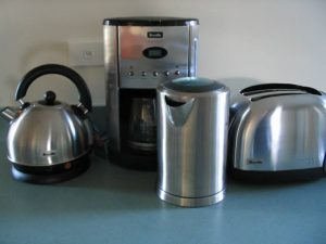 Types of Kitchen appliances