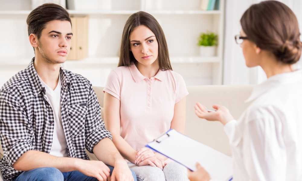 How does marriage counselling boosts relationships?